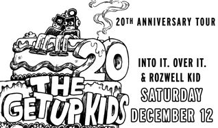 The Get Up Kids tickets at Starland Ballroom in Sayreville