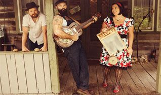 The Reverend Peyton's Big Damn Band tickets at Bluebird Theater in Denver