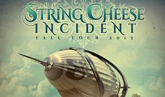 The String Cheese Incident tickets at The Theater at Madison Square Garden in New York