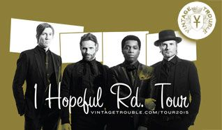 Vintage Trouble tickets at Mill City Nights in Minneapolis