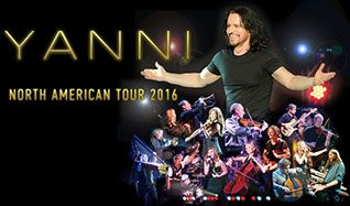 Yanni tickets at Microsoft Theater (formerly Nokia Theatre L.A. LIVE) in Los Angeles