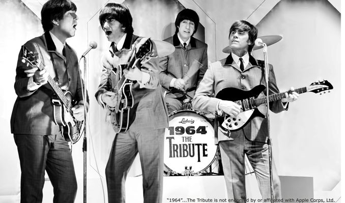 1964... The Tribute tickets at Keswick Theatre in Glenside