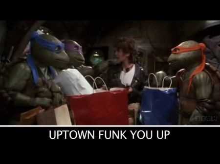'Uptown Funk' sang by 280 movies is the internet at the peak of its powers