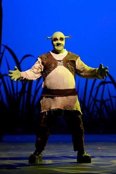 """Shrek"" continues Aug. 5-8 at Shawnee Mission Theatre in the Park on the western side of the Kansas City Metro Area.  Tickets are $8 for the"