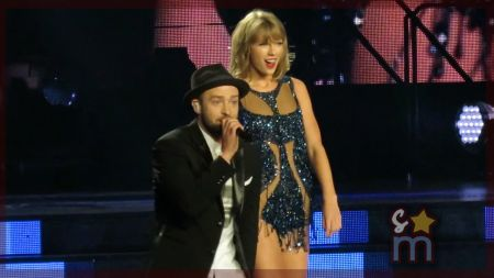 Taylor Swift brings out Justin Timberlake and more for final Staples Center show