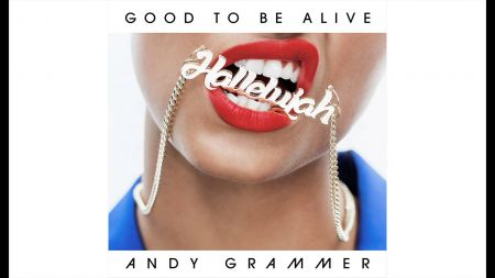 "Andy Grammer releases new single, ""Good To Be Alive (Hallelujah)"""