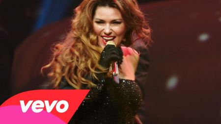 Shania Twain turns 50 years old with a goal on her mind