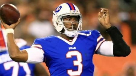 Rex Ryan announces Bills' starting quarterback Monday: why Manuel should win.
