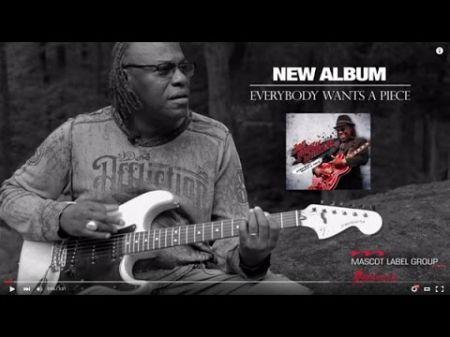 Joe Louis Walker: Bluesman talks about new album 'Everybody Wants a Piece'