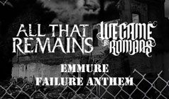All That Remains and We Came As Romans tickets at Starland Ballroom in Sayreville