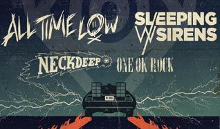 All Time Low & Sleeping With Sirens tickets at 1STBANK Center in Broomfield