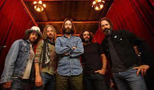 An Evening With Chris Robinson Brotherhood tickets at The Crofoot Ballroom in Pontiac