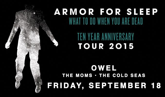 Armor for Sleep tickets at Starland Ballroom in Sayreville
