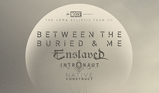 Between the Buried and Me tickets at The Regency Ballroom in San Francisco