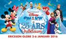 Disney on Ice tickets at Ericsson Globe in Stockholm