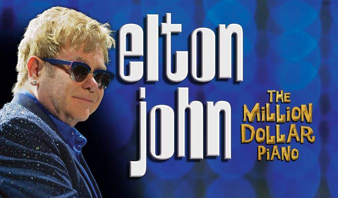 Elton John at The Colosseum tickets