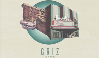 GRiZ DJ Set (Late Night) tickets at Gothic Theatre in Englewood