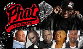 Guy Torry's PHAT Tuesdays tickets at Club Nokia in Los Angeles