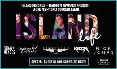 ISLAND LIFE tickets at Best Buy Theater in New York