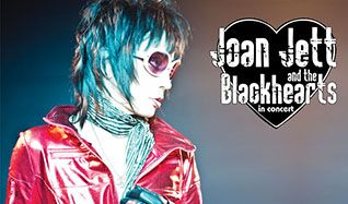 Joan Jett and the Blackhearts tickets at The Joint at Hard Rock Hotel & Casino Las Vegas in Las Vegas