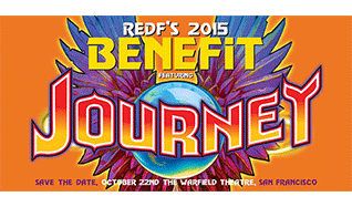Journey tickets at The Warfield in San Francisco