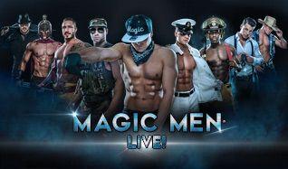 Magic Men Live! tickets at Royal Oak Music Theatre in Royal Oak