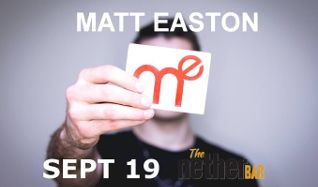 Matt Easton in The Nether Bar tickets at Mill City Nights in Minneapolis