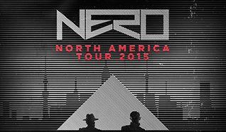 NERO tickets at Royal Oak Music Theatre in Royal Oak