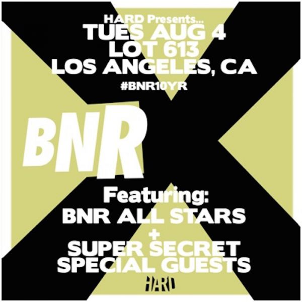 Tuesday Aug. 4 at Lot 613