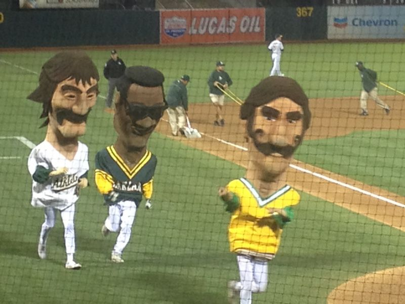 No, these guys are all retired, but the A's will have to build around someone for 2016 and beyond.