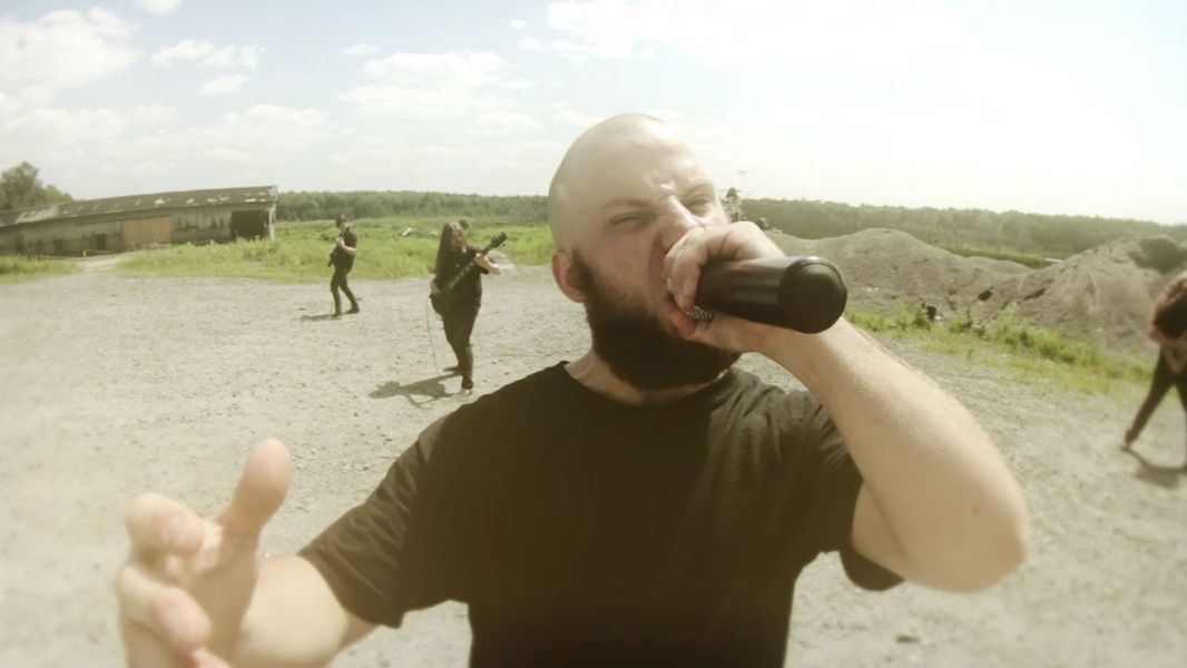 Rivers Of Nihil debut video for 'Sand Baptism'