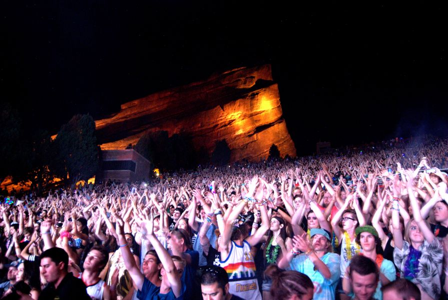 Red Rocks Amphitheatre is now officially a National Historic Landmark