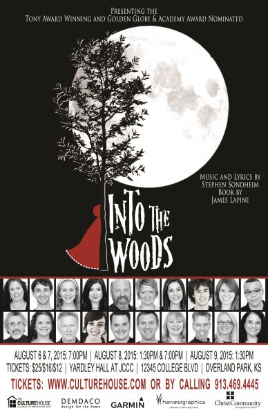 Culture House mounts 'Into the Woods' for summer theatre production