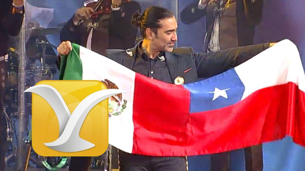 El Potrillo Alejandro Fernandez extends his tour to the U.S.