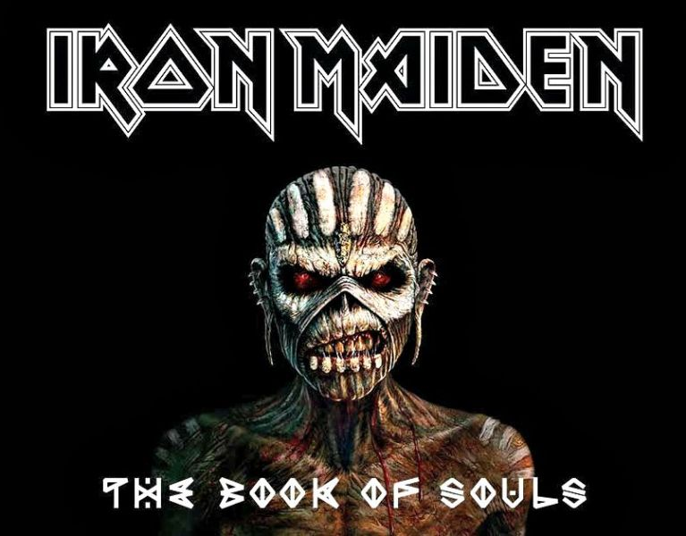 'The Book of Souls,' which releases Sept. 4, marks Iron Maiden's first double-studio album in its 35-year history.