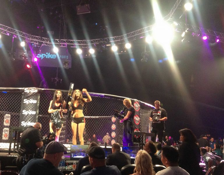 Ilima-Lei Macfarlane is a rising star in Bellator MMA