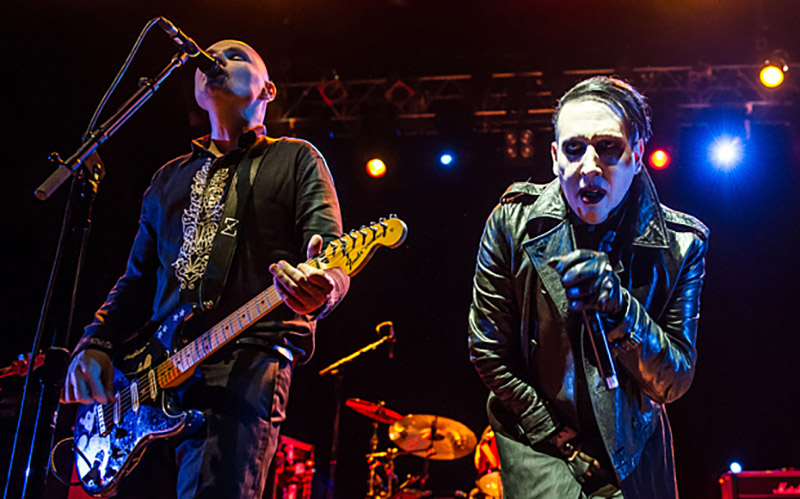 The Smashing Pumpkins & Marilyn Manson