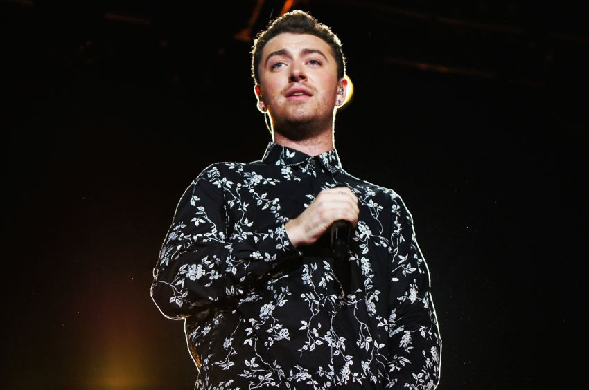 In photos: Sam Smith serenades fans at Lollapalooza 2015