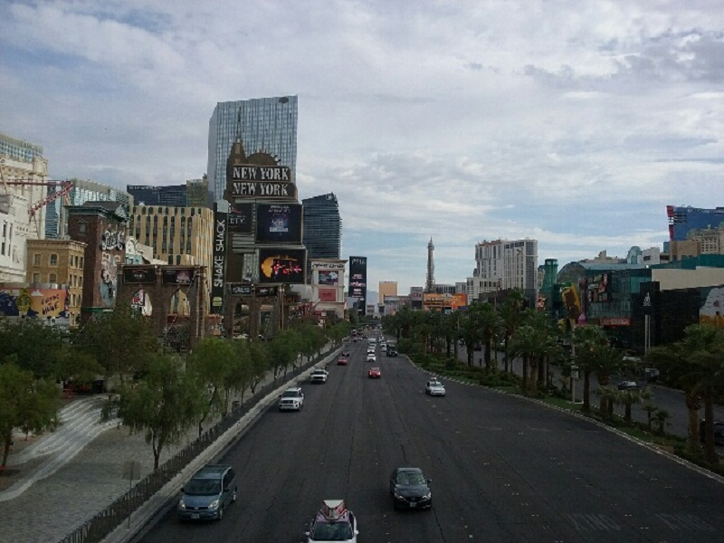See another side of Vegas