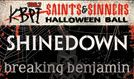 Shinedown / Breaking Benjamin tickets at 1STBANK Center in Broomfield