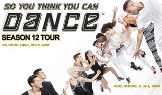 So You Think You Can Dance tickets at Arvest Bank Theatre at The Midland in Kansas City