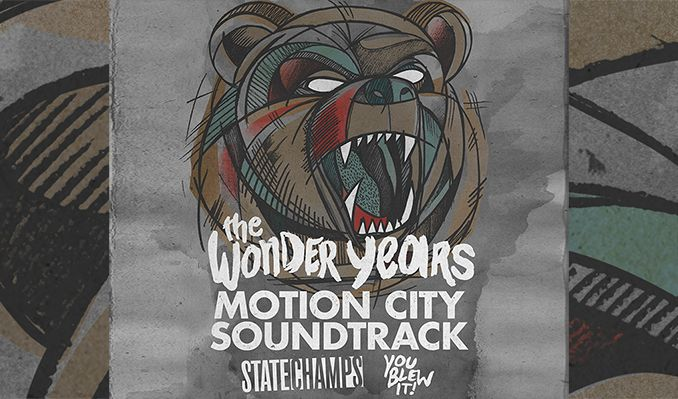 The Wonder Years / Motion City Soundtrack tickets at The Showbox in Seattle