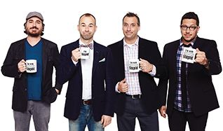 truTV Impractical Jokers 'Where's Larry?' Tour tickets at Club Nokia in Los Angeles