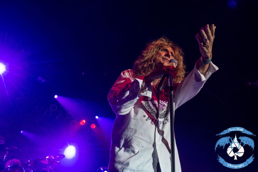 Whitesnake rocks the Rocksino