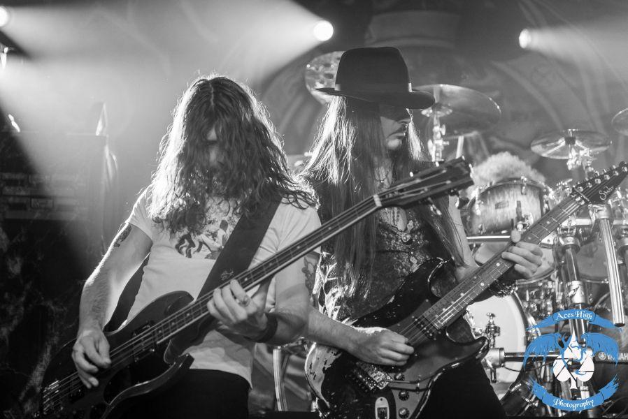 Whitesnake rocks the Rocksino