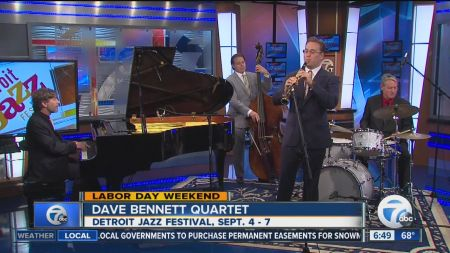 Detroit Jazz Festival set to overtake downtown this Labor Day weekend