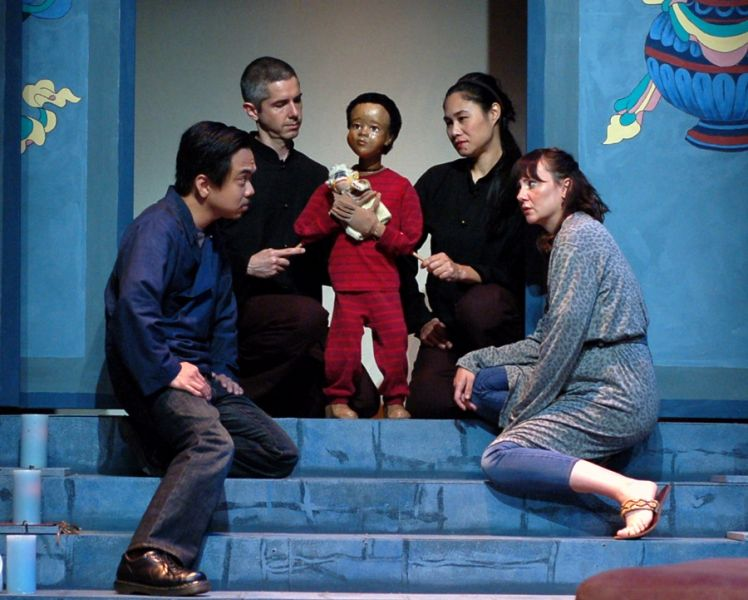 """The Oldest Boy"" plays at Kansas City's Unicorn Theatre and features three special Friday night bonuses for patrons."