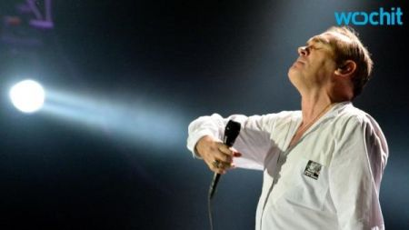 Morrissey announces South American tour dates