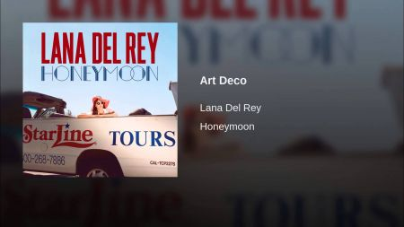 Review lana del rey 39 s 39 art deco 39 stands out as decadent for Art deco lana del rey