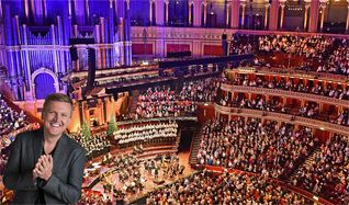 Aled Jones tickets at Royal Albert Hall in London